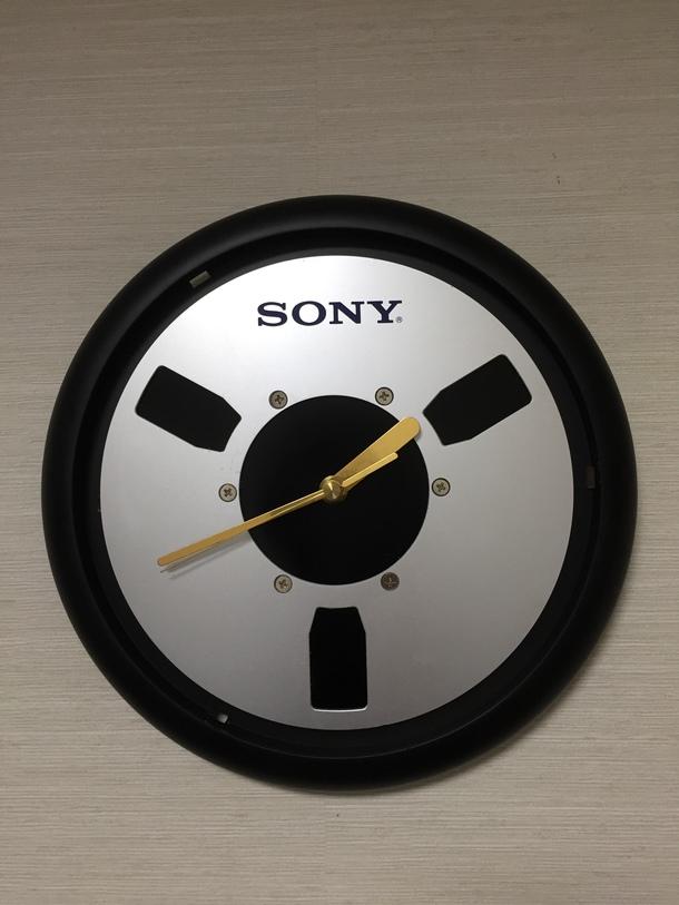 SONY時計