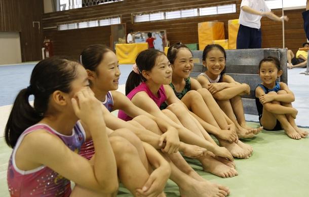 体操ジュニア選手が冬の寒さに凍えず練習できる環境を整えたい!(大川 ...
