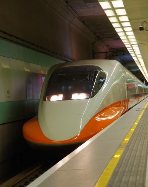 日本が輸出した台湾新幹線