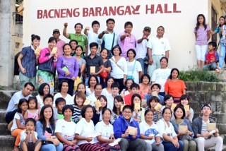 学生有志団体「ババオ」は、2016年もフィリピンの バクネン村で事業の進捗に関する調査を行いました!