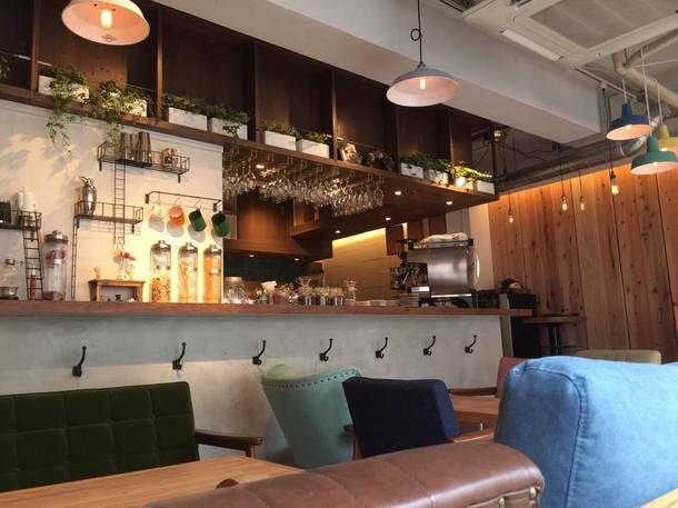 cafe beato店舗