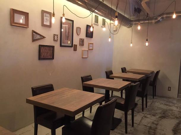 cafe beato 店内2