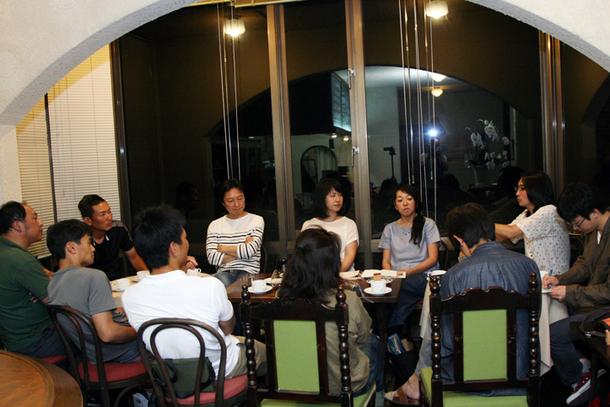 北灘町活性化会議ミーティング