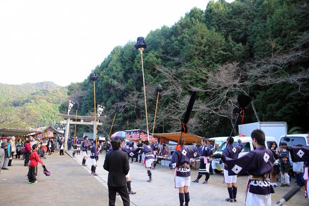 葛城神社祭り