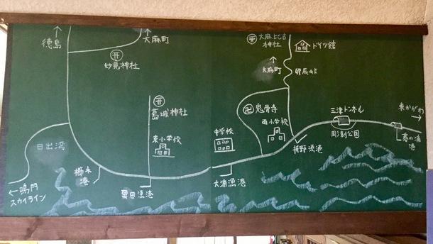 北灘マップ案