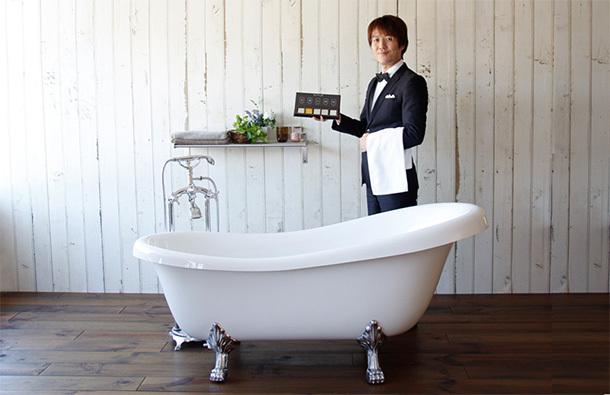 お風呂のスペシャリスト・バスリエ 松永 武氏
