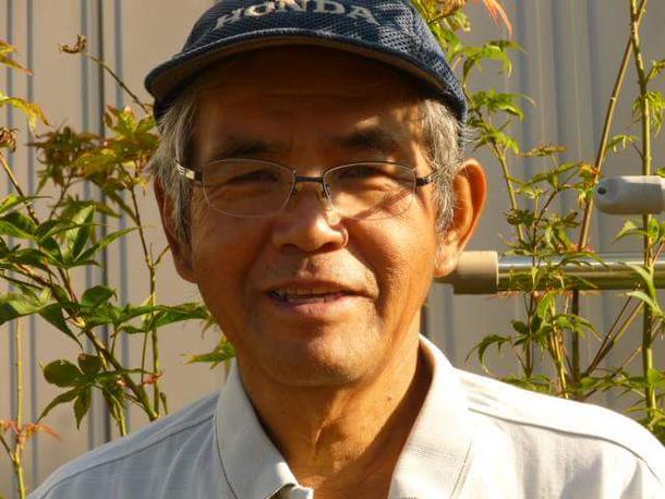 中村文雄さん わくわく菜園倶楽部