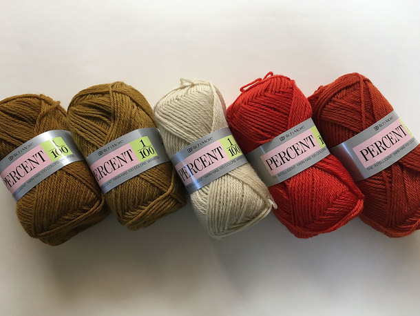 リターン制作用毛糸