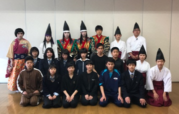 千代田高校 集合写真