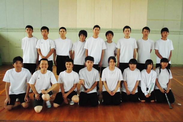 浜田養護学校 集合写真
