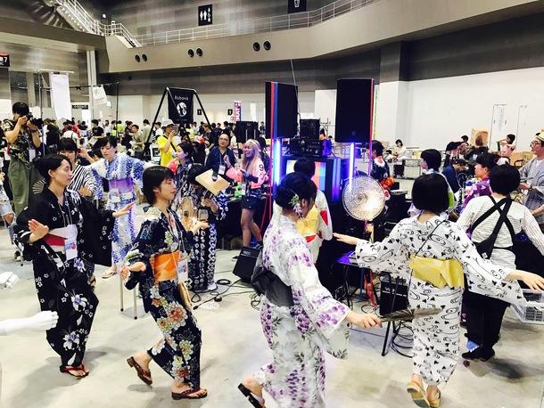 電磁盆踊り