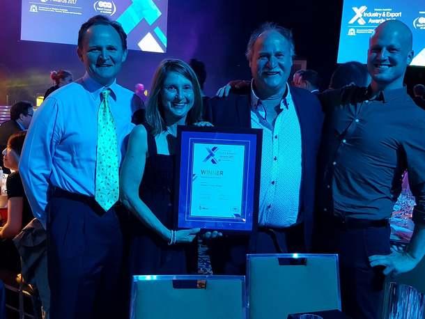Jarrah award