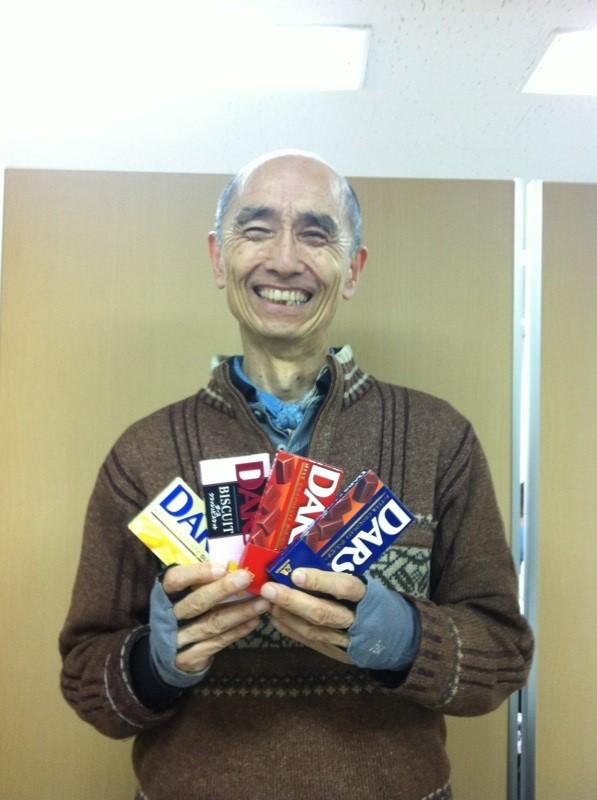 大澤龍さん