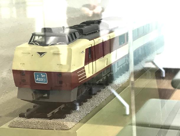 南千歳駅のキハ183
