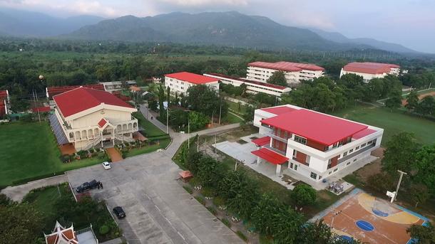 PCSHsのキャンパス