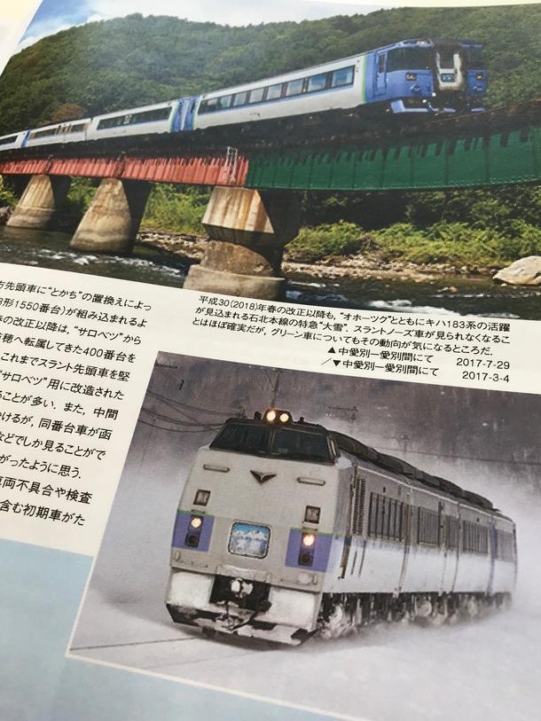 鉄道ファン2018.4