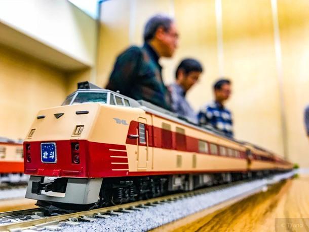 キハ183模型2