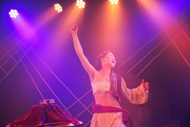 「マナナン・マクリルの羅針盤」初演公演時写真