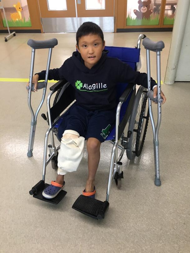 車椅子生活