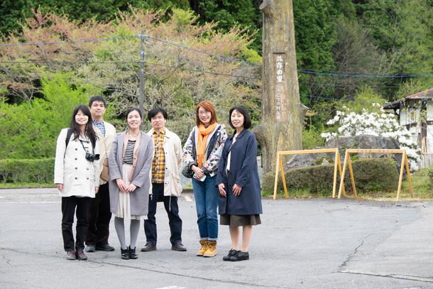 集合写真@かみいしづ緑の村公園