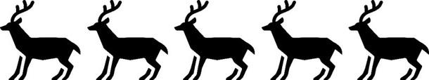 鹿のイメージ