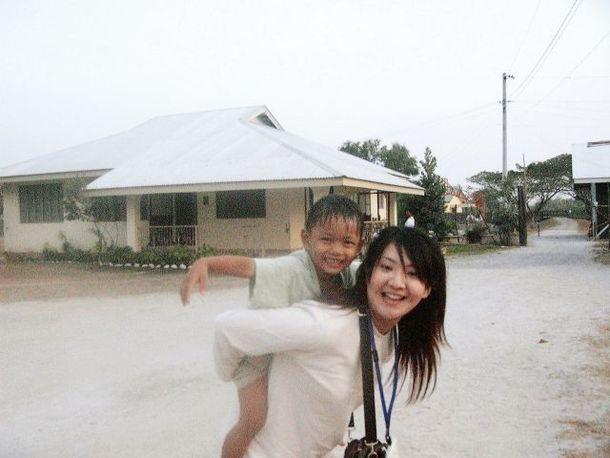フィリピンの孤児院