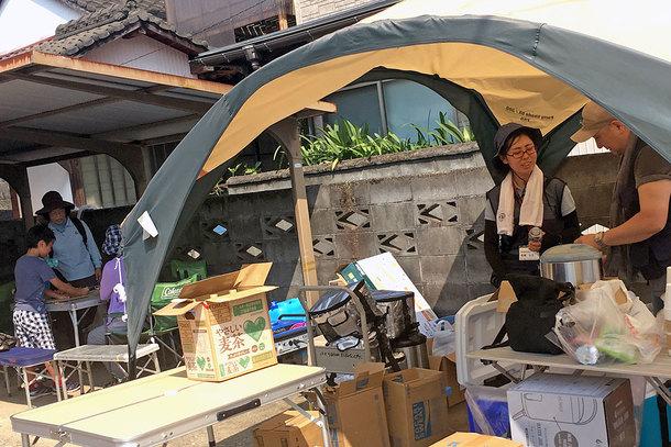 2018年7月18日撮影:愛媛県西予市