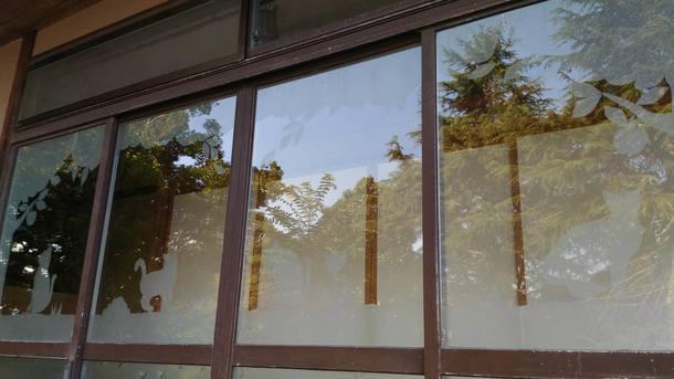和室縁側窓