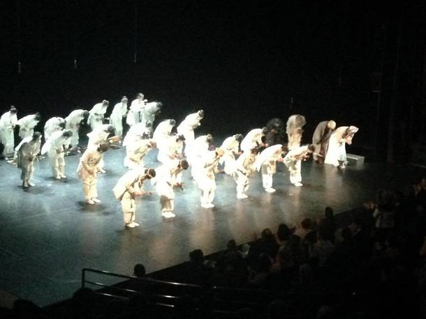 モスクワ「古事記」公演2016