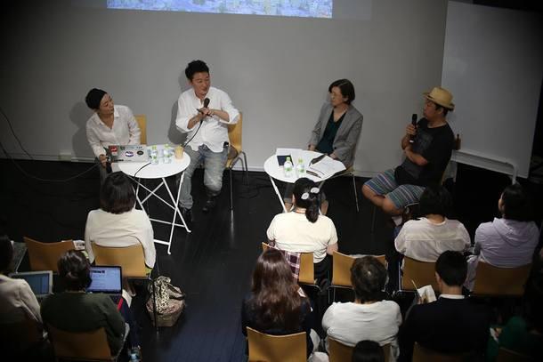 昨年の「伝える人になろう講座」の様子(写真提供:恵比寿新聞)