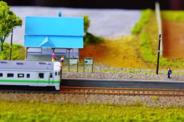 岩見沢鉄道模型祭5