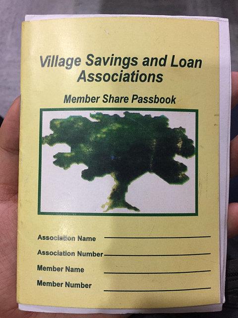 貯蓄を記録するノート(表紙)