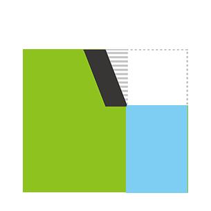 短縮時間比較グラフ