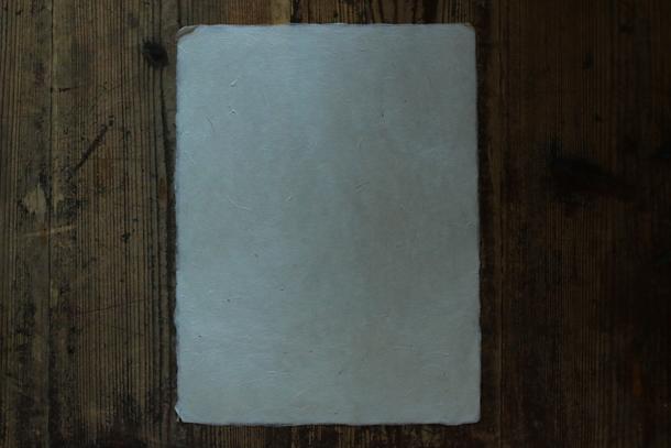 長田製紙所 天然紙 耳付きA4サイズ
