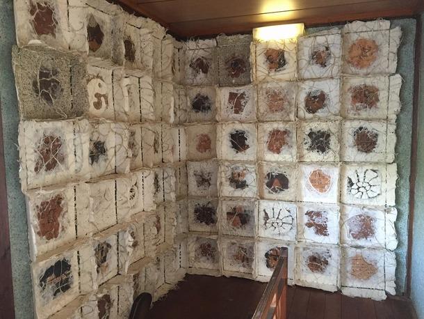 長田製紙所 天然紙 記憶の家