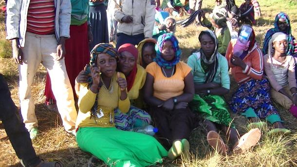 エチオピア現地