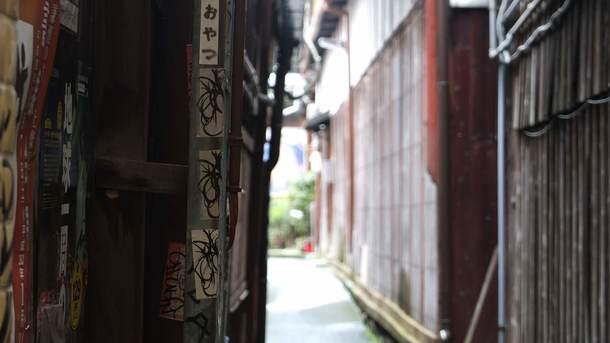 奈良の町画像