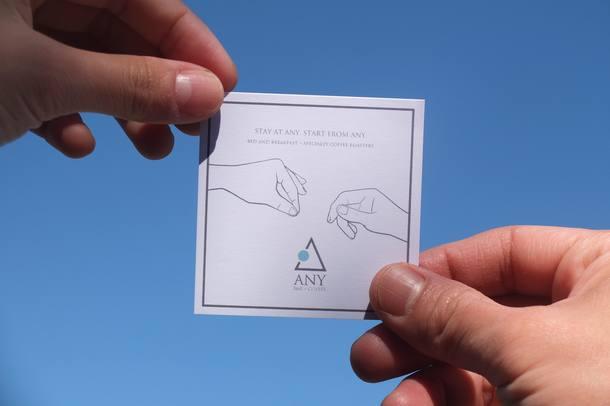ANYのカード