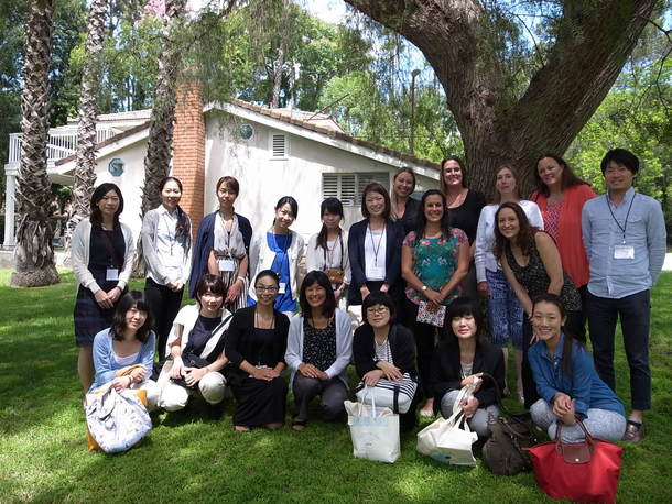 1st UCLA Eating Disorder Study Tour