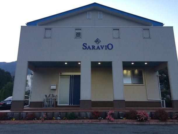 サラヴィオ化粧品様本社