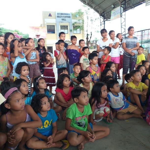 At Bagong Silangan, Quezon city