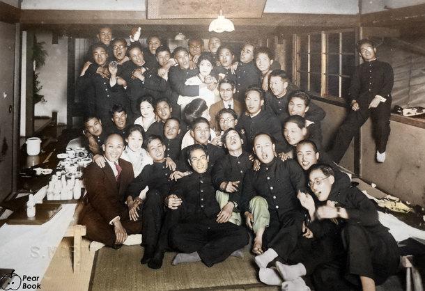 1933年の親睦会
