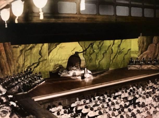 第三期歌舞伎座