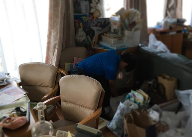 震災時の自宅の被害