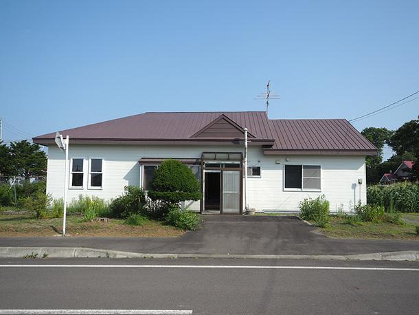 コミュニティサロン「みんなの家」の建物