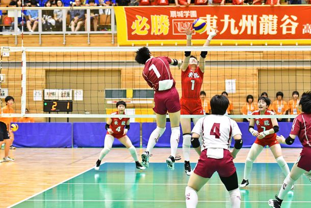 バレー 高校 松本 国際