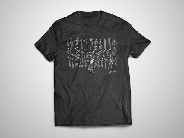 Rinne -Tシャツのデザイン