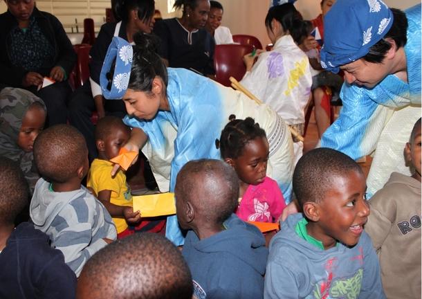 2010 南アフリカ HIVセンター