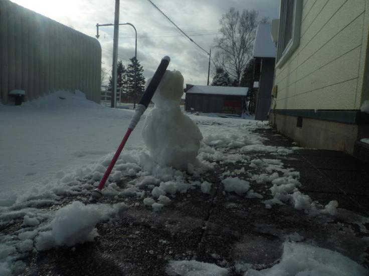 雪だるま すのぉちゃん