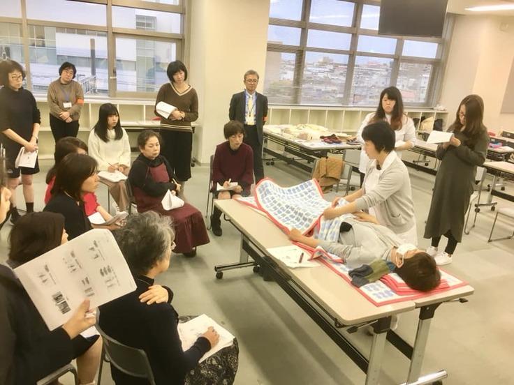 リンパ浮腫の勉強会